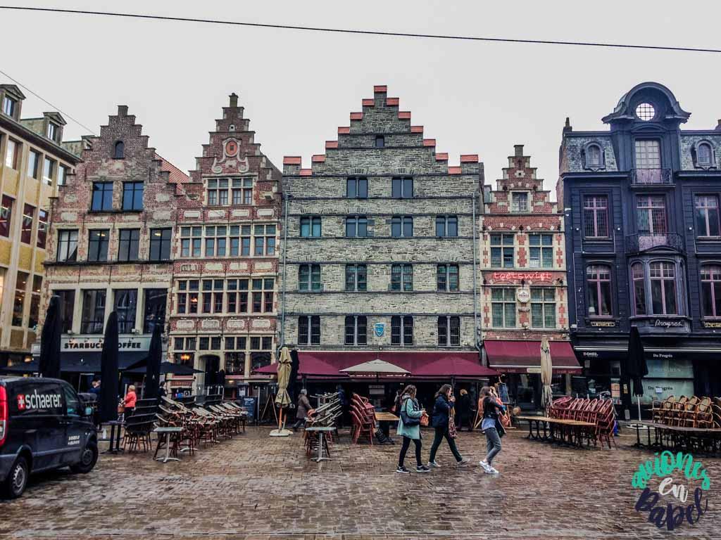 Qué ver y hacer en Gante en un día – Itinerario completo