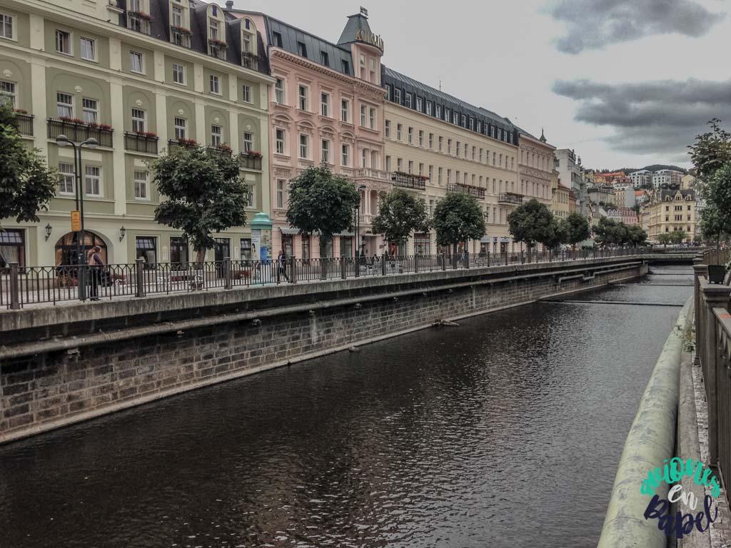 Mlýnské nábřežíI. Qué ver y hacer en Karlovy Vary en un día