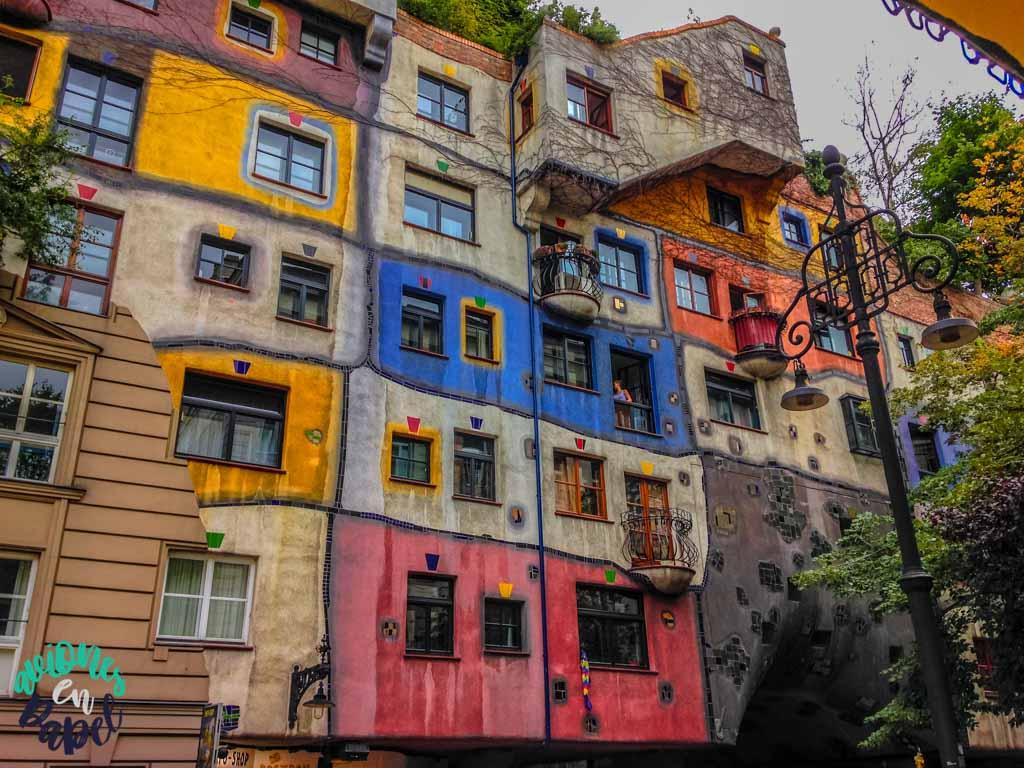 Hundertwasserhaus. Qué ver y hacer en Viena en 3 días