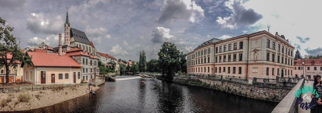 Río Moldava. Qué ver y hacer en Cesky Krumlov en 1 o 2 días