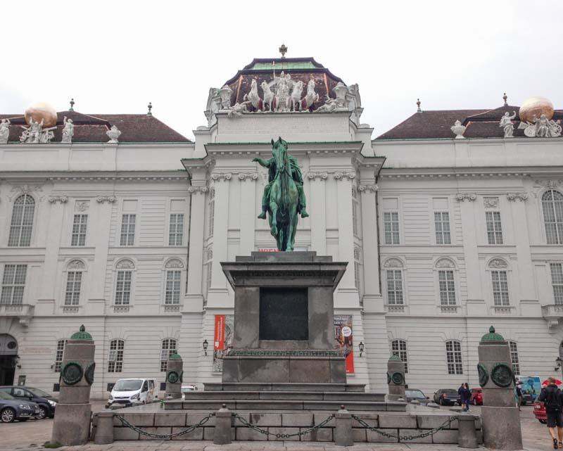 Josefsplatz. Qué ver y hacer en Viena en 3 días