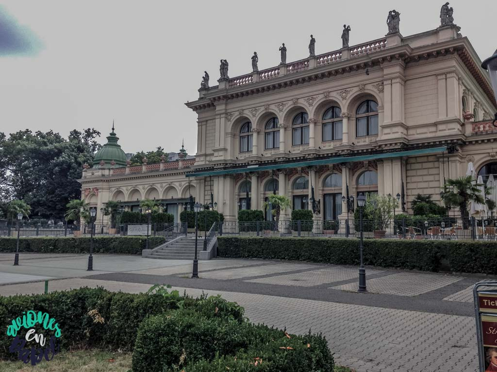 Kursalon. Qué ver y hacer en Viena en 3 días