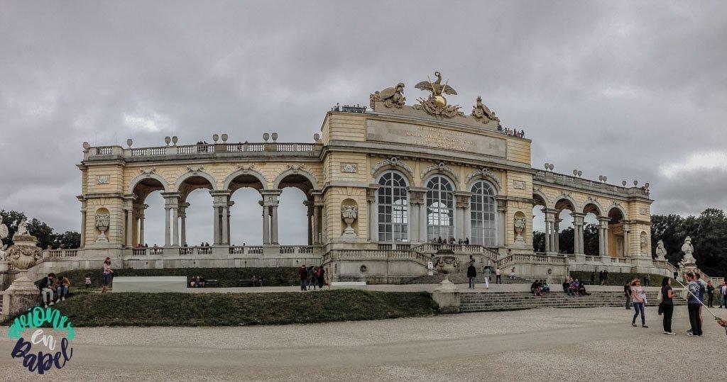 La Glorieta. Qué ver y hacer en Viena en 3 días