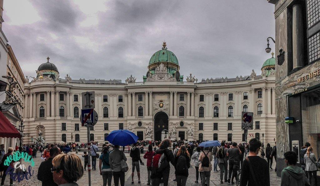 Palacio Hofburg. Qué ver y hacer en Viena en 3 días