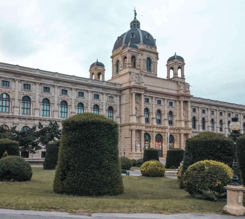 Museo de Historia Natural. Qué ver y hacer en Viena en 3 días