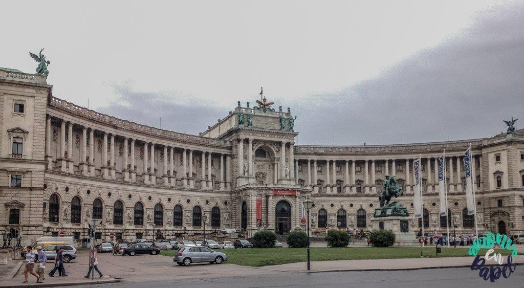 Nuevo Palacio. Qué ver y hacer en Viena en 3 días
