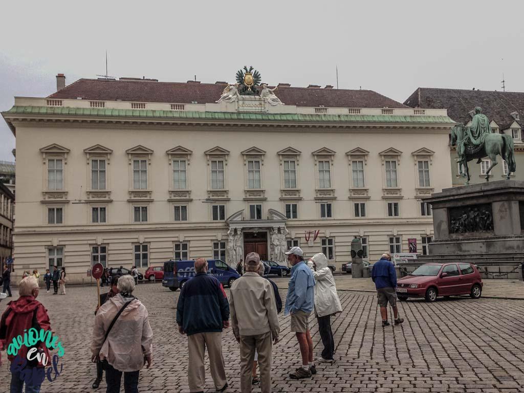 Palacio Pallavicini. Viena