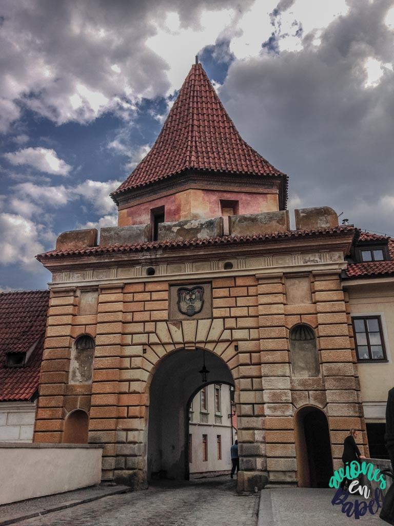 České Budějovice. Cesky Krumlov
