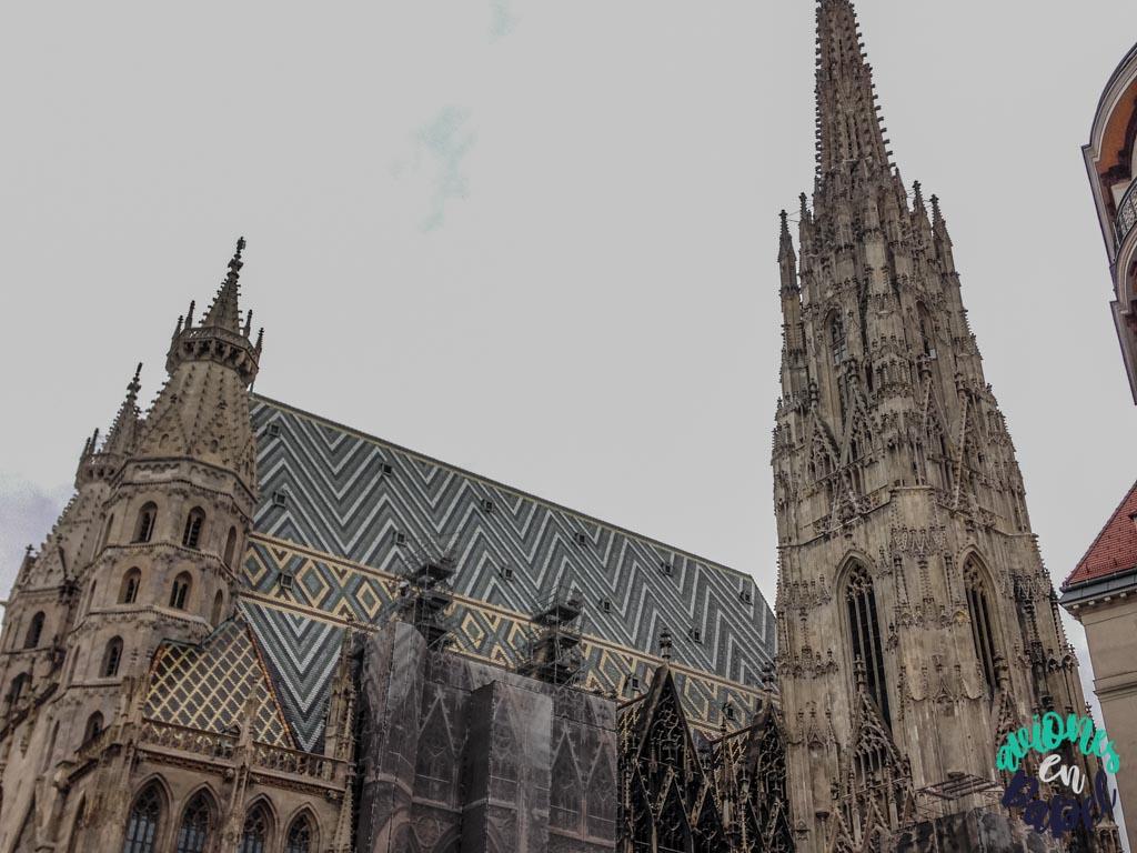 Catedral de San Esteban. Qué ver y hacer en Viena en 3 días