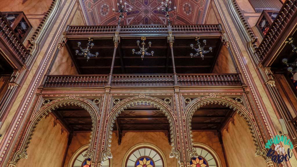 Museo judío de la Gran Sinagoga de Budapest