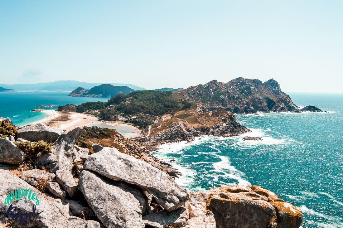 Cómo llegar, qué ver y hacer en las Islas Cíes: Ruta Alto do Príncipe
