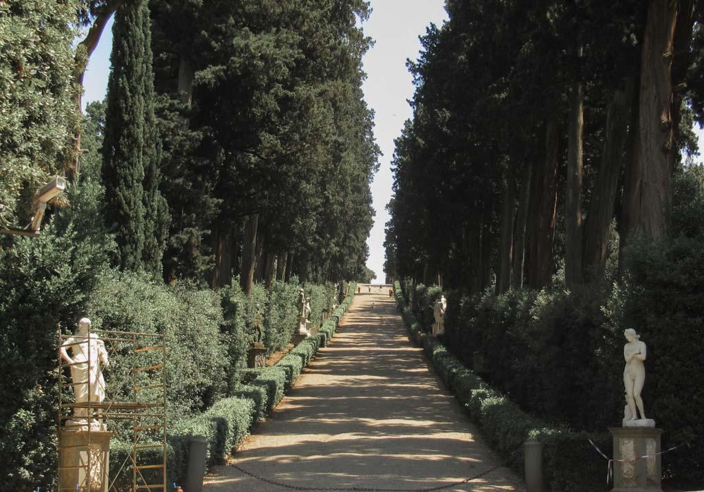 Jardines de Boboli. Qué ver y hacer en Florencia en 3 días