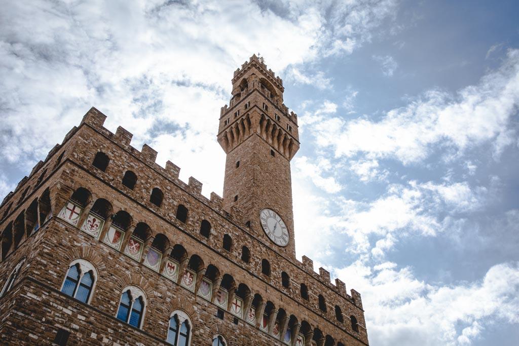 Palazzo Vecchio. Qué ver y hacer en Florencia en 3 días