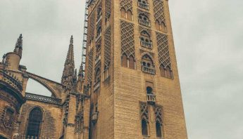 Catedral la Giralda en Sevilla