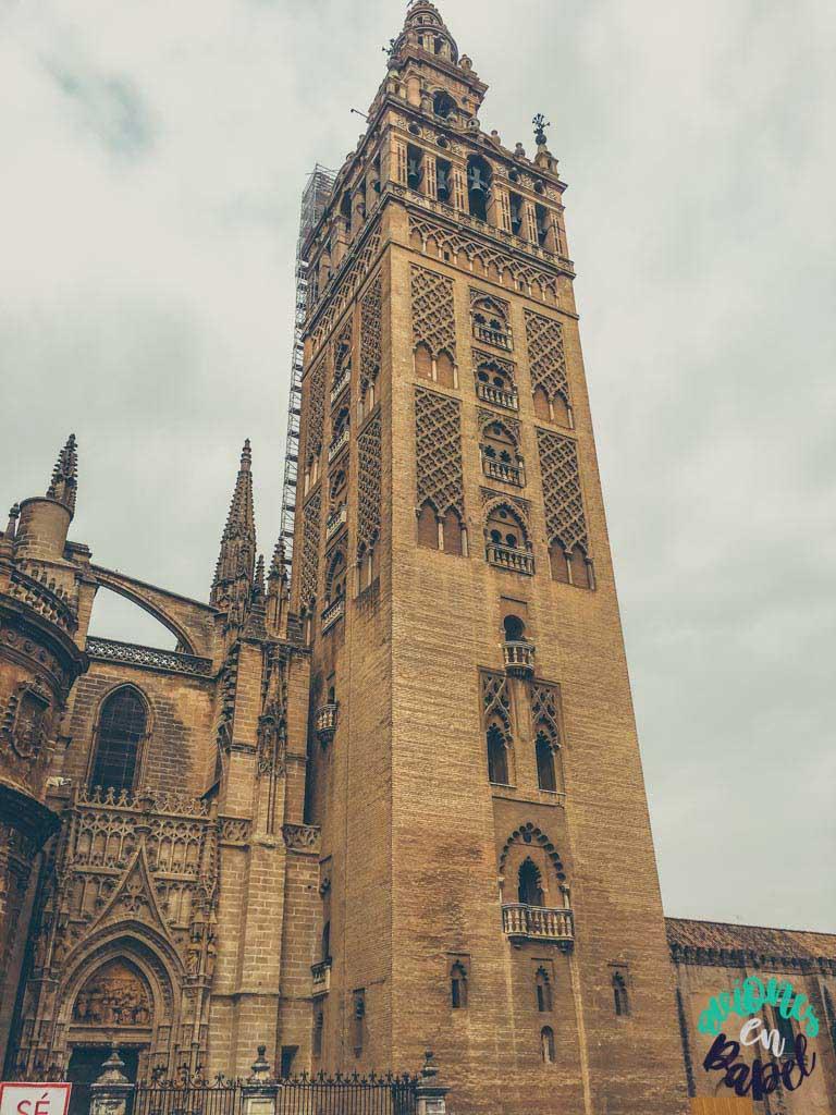 Qué ver y hacer en Sevilla en 2 días. Itinerario