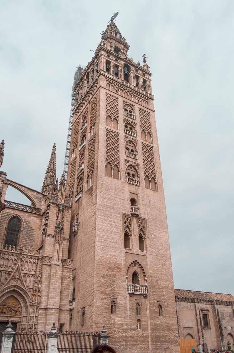 La Giralda, Qué ver en Sevilla en 2 días