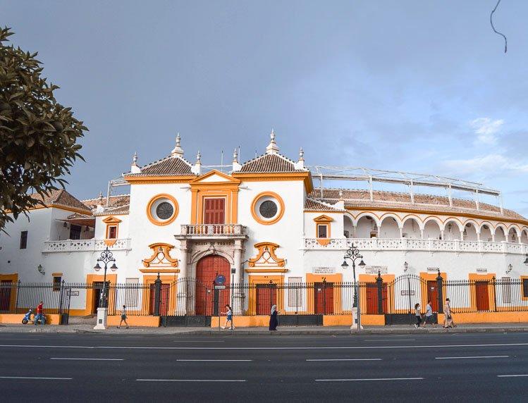 Plaza de Toros La Maestranza - Qué ver en Sevilla en 2 días