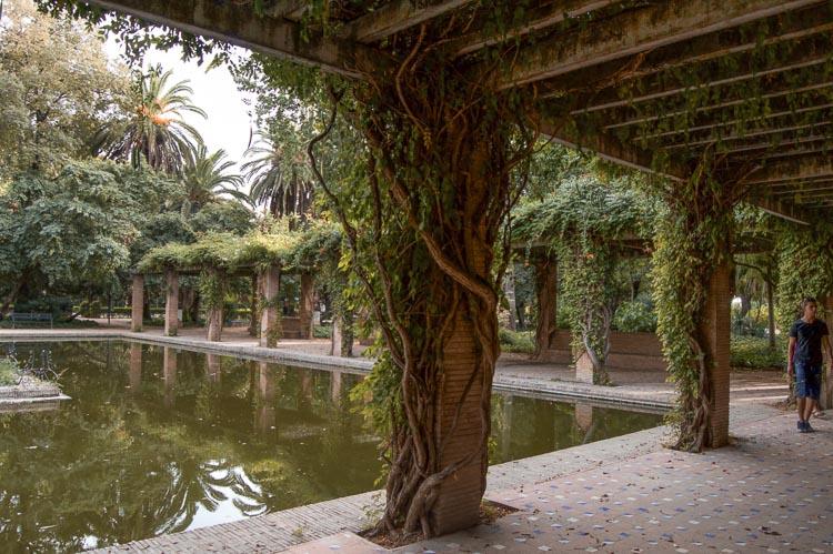 Qué ver en Sevilla en 2 días: Parque de María Luisa