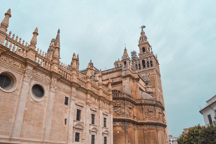 Catedral - Qué ver en Sevilla en 2 días
