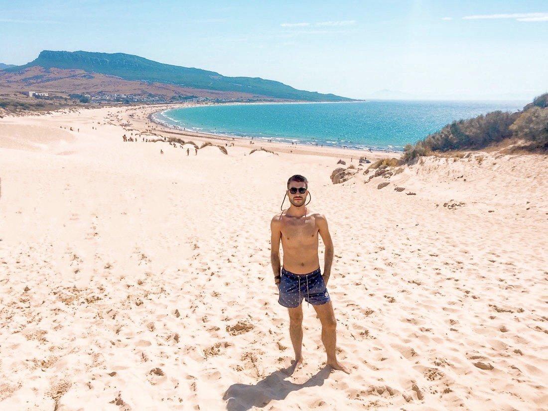 Ruta por las mejores playas y pueblos que ver en Cádiz en 5 días - Playa de Bolonia