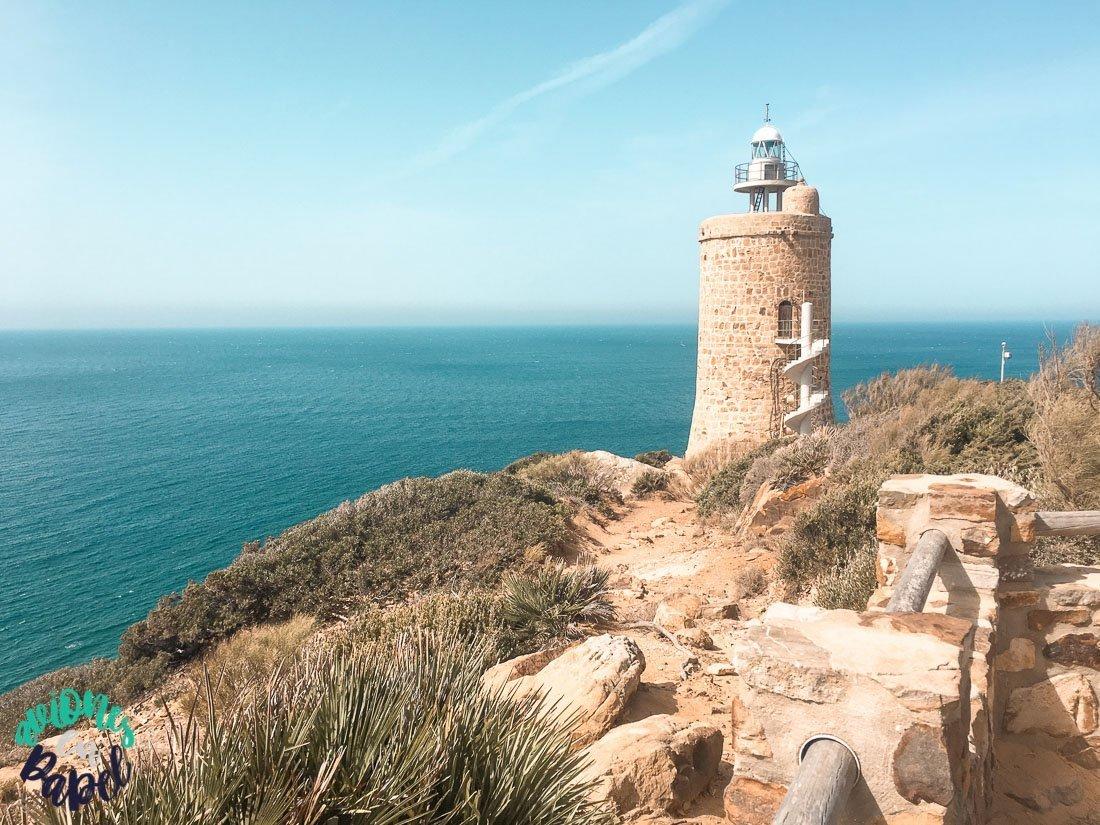 Ruta por las mejores playas y pueblos que ver en Cádiz en 5 días - Faro de Caraminal