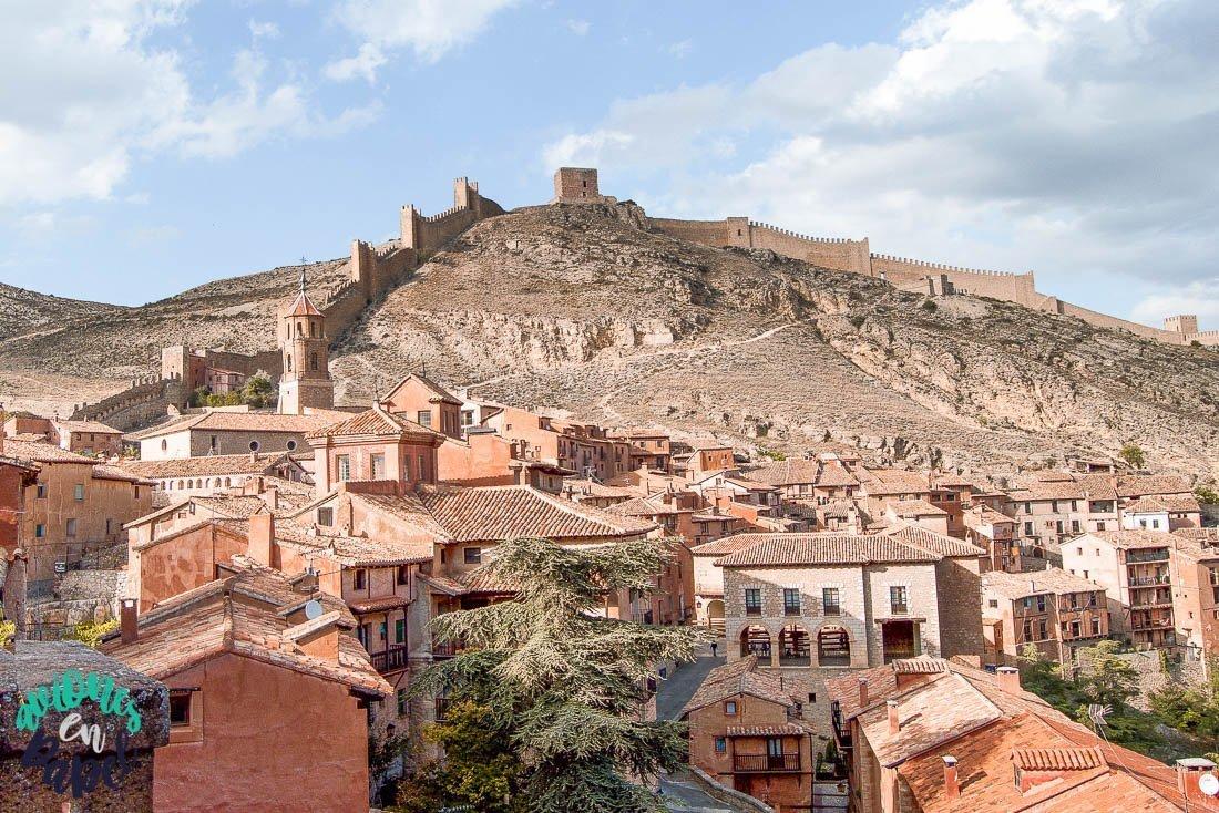 Mirador de la Catedral del Salvador, Albarracín