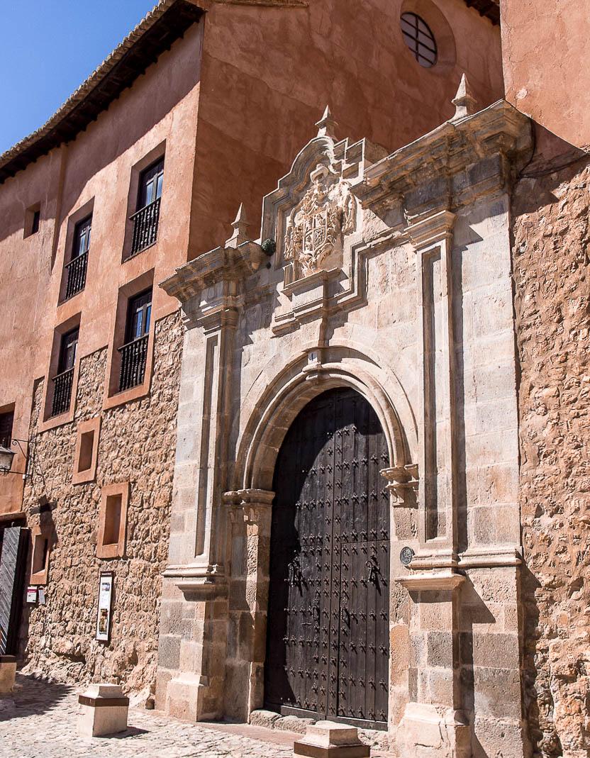 Palacio Episcopal: Qué ver en Albarracín en 1 o 2 días