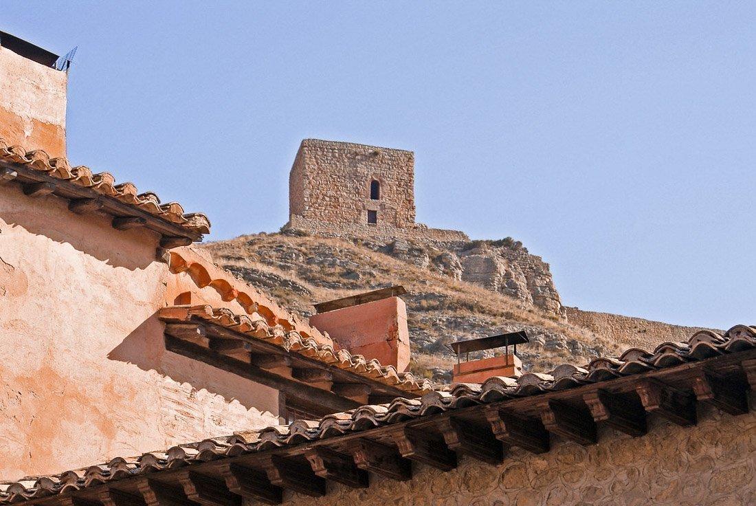 Torre del Andador, torre defensiva de Albarracín
