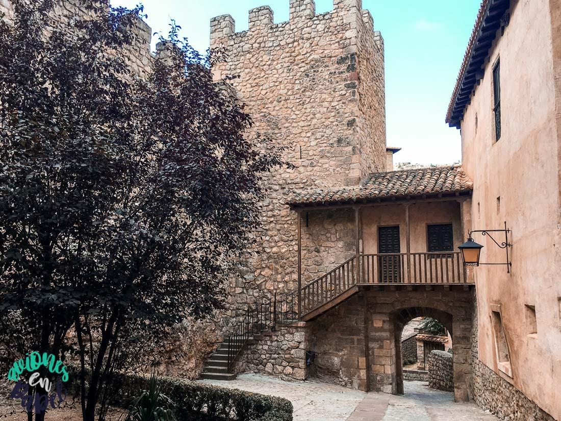Portal del Agua, Albarracín