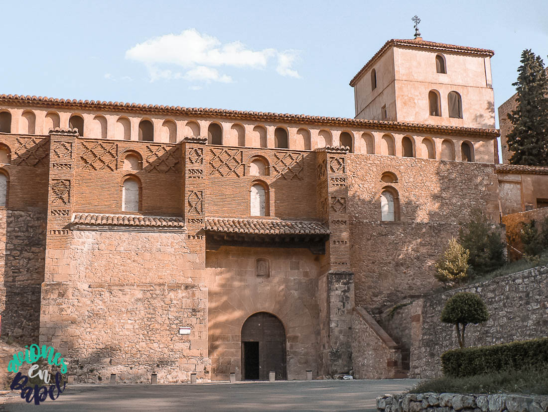 Ermita o Iglesia de Santa María de Albarracín