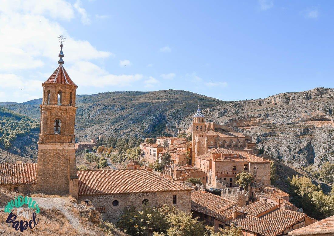Iglesia de Santiago. Qué ver en Albarracín en 1 o 2 días