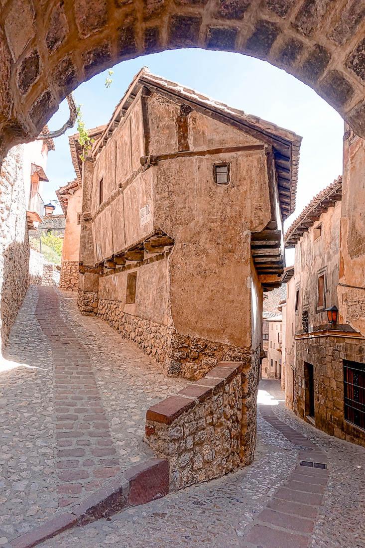 Qué ver en Albarracín en 1 o 2 días: Casa de la Julianeta