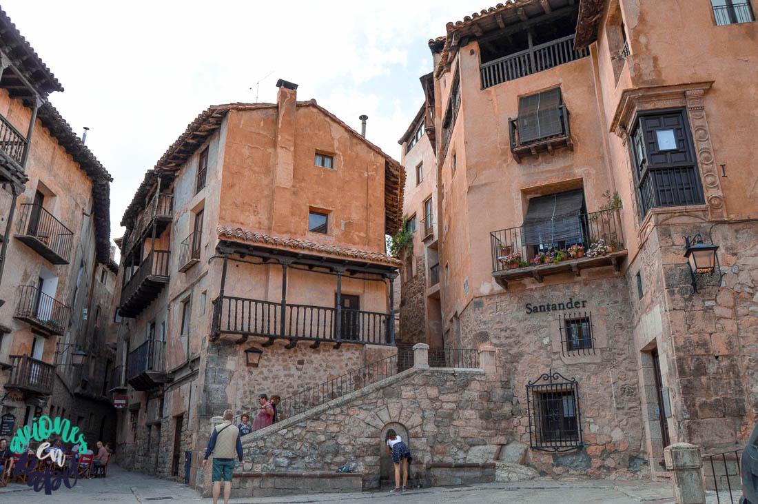 Plaza Mayor - Qué ver en Albarracín en 1 o 2 días