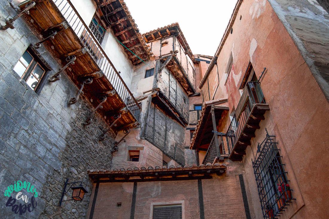 Rincón del Abanico - Qué ver en Albarracín en 1 o 2 días