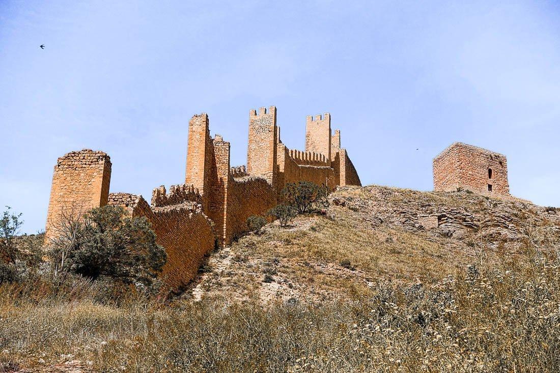 Qué ver en Albarracín en 1 o 2 días. Las Murallas