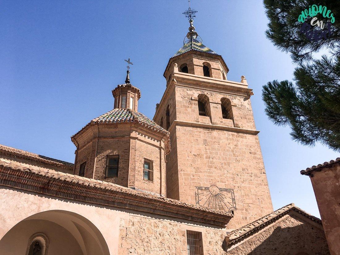 Catedral del Salvador - Qué ver en Albarracín en 1 o 2 días