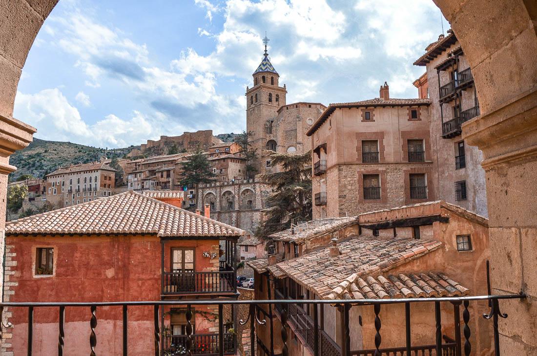 Mirador de la Plaza Mayor, Albarracín