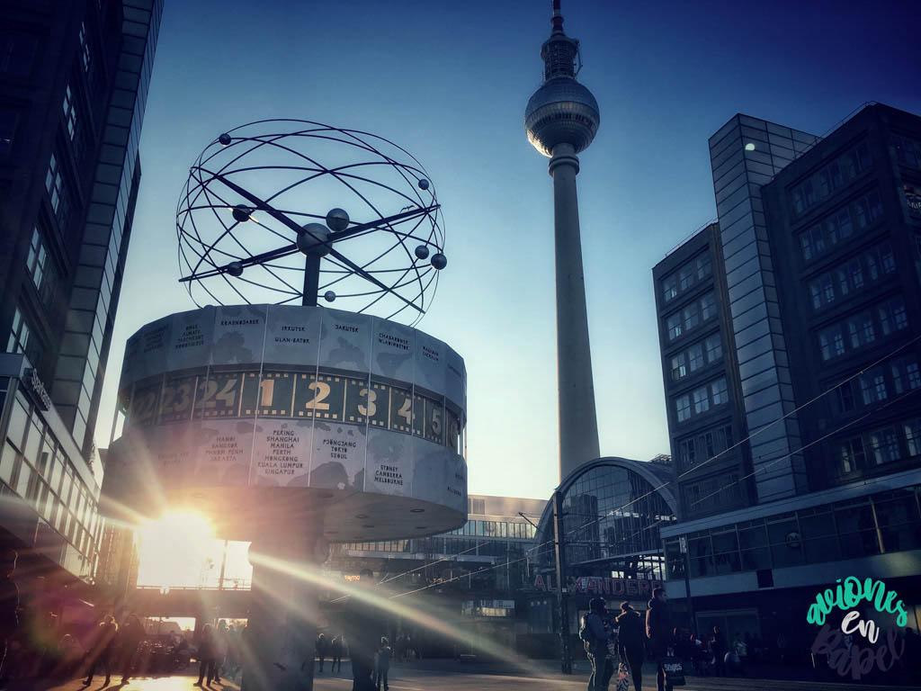 Qué ver y hacer en Berlín en 4 y 5 días – itinerario