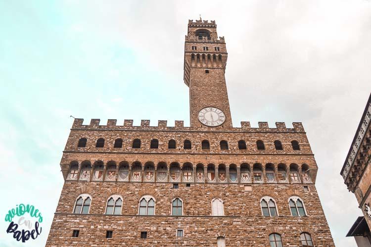 Qué ver y hacer en Florencia en 3 días: Palazzo Vecchio