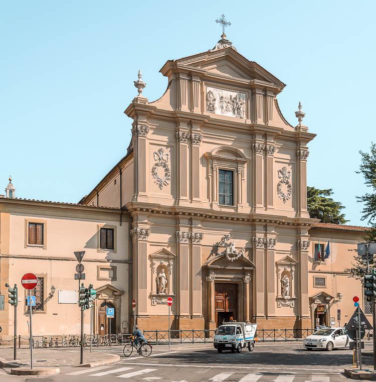 Iglesia de San Marco, Florencia