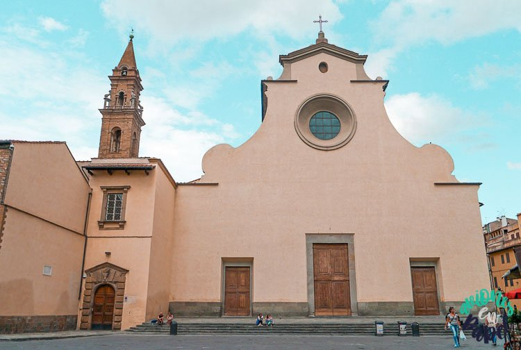 Basílica de Santo Spirito, Florencia
