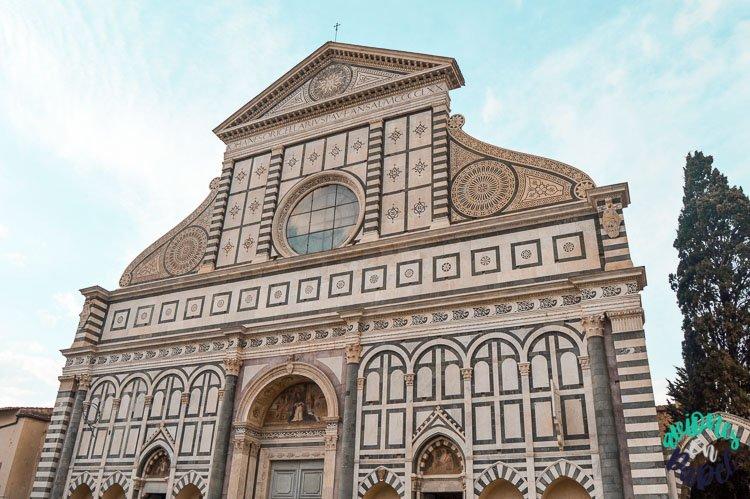 Basílica de Santa María Novella, Florencia