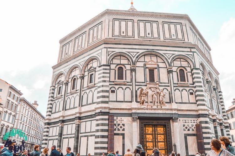 Baptisterio de San Juan: Qué ver y hacer en Florencia en 3 días