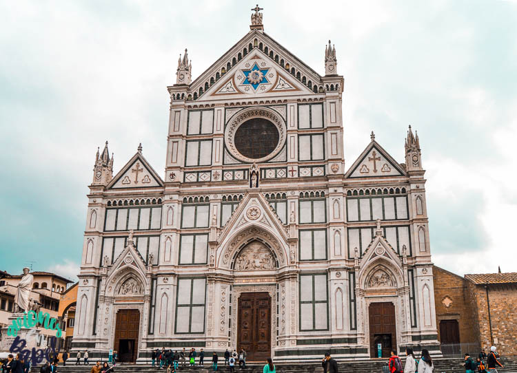 Iglesia di Santa Croce - Qué ver y hacer en Florencia en 3 días