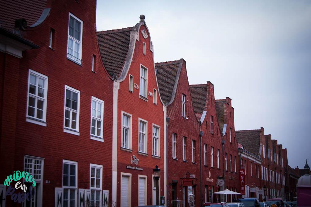 Barrio Holandés Benkertstrasse en Potsdam
