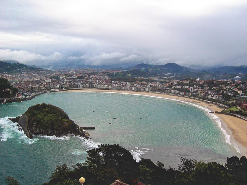 Qué ver en San Sebastián en 2 días. Itinerario