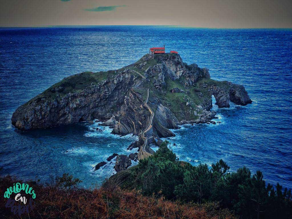 visita San Juan de Gaztelugatxe en un día: qué ver