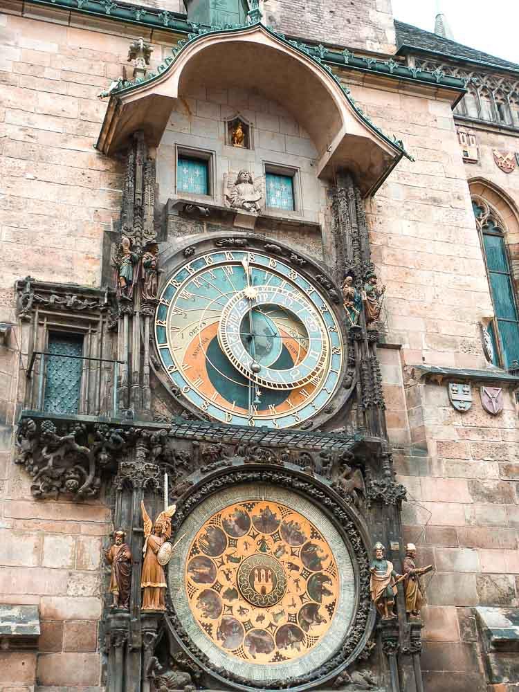 Qué ver en Praga en 3 días: Reloj astronómico