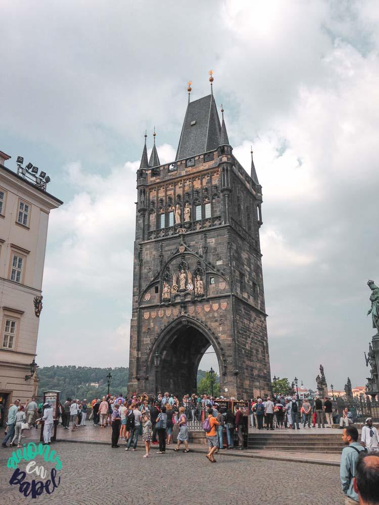 Torre de la Ciudad Vieja: Qué ver en Praga en 3 días