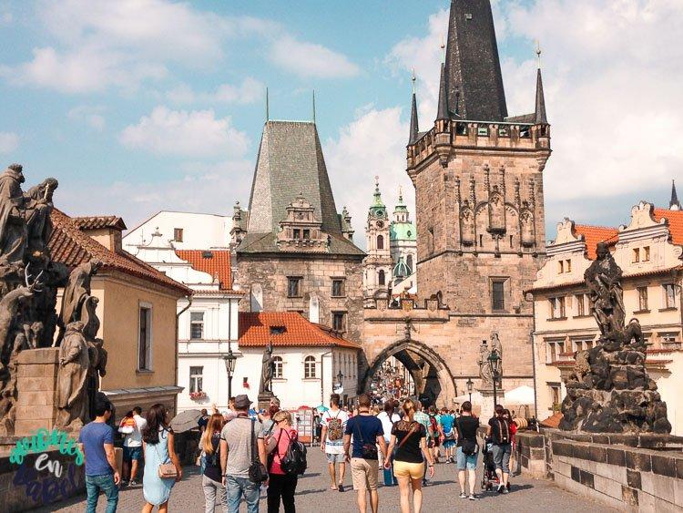Torre de Malá Strana: Qué ver en Praga en 3 días